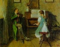 duett by gustav igler