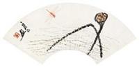 莲蓬蜻蜓 by qi liangsi