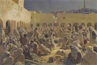at the souk by pascal-jooler