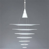 enigma 825 pendant lamp by shoichi uchiyama