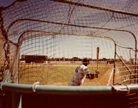 untitled (from yankees spring training) by stephen shore