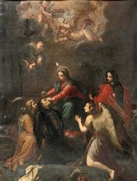 the death of a saint by stefano maria legnani