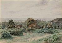 a sleepy hamlet by wilmot pilsbury
