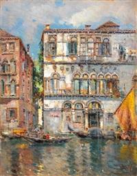 venezia by antonio maría de reyna manescau