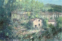 en provence (+ 10 others; 11 works) by frederick stonham