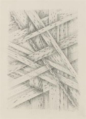 porträt adam seide 1972 ohne titel 1977 2 works by thomas bayrle