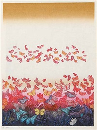 untitled - butterflys by chizuko yoshida