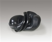 knot (early forms) by tony cragg