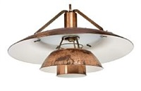 ph-8/6 the tennis lamp by poul henningsen