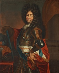 louis xiv of france (1638-1715) by hyacinthe rigaud