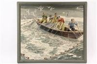 fishermen by janet laura scott