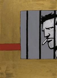 man in jail by robert loughlin