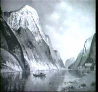 fjordlandschaft by th. laarsen