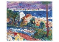 landscape of cannes by yoshio aoyama