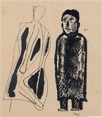 figure by mario sironi