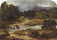 near callander by david george steell