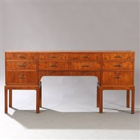 service table/sideboard by frits henningsen