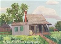cabin scene by hope herberger