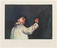 ohne titel (aus: collezione di grafica) by joseph beuys