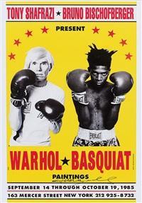 warhol basquiat by andy warhol