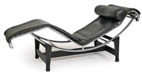 liege lc4/chaiselongue b 306 by le corbusier and charlotte perriand