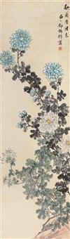 花卉 by deng tiexian