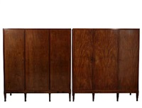 wardrobes (pair) by frits henningsen