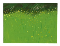 buttercup 1 by alex katz