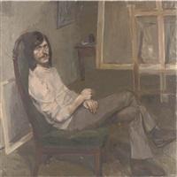 artist's impression of dostoyevsky by valentina andrievna arkhipova