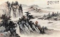 锦帆风顺 by huang junbi