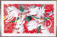 in celebration of the 40th anniversary of the brandeis university national women's committee, 1948-88 by james rosenquist