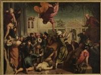 miracolo dello schiavo by jacopo robusti tintoretto