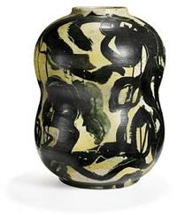 large vase by mogens andersen