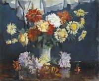 chrysanthemums by david alison