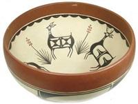 santo domingo dough bowl by hilda coriz