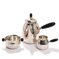 mocha set in three parts by georg jensen (co.)