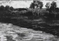 dachauer landschaft by anny lierow