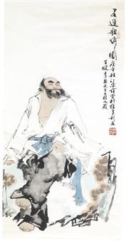 portrait of xie lingyun by fan zeng