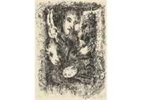 l'inspiration by marc chagall