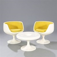 lounge suite consisting of a pair of