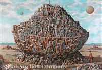 noah's ark by jean-pierre serrier