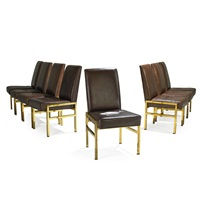 dining chairs (set of 8) by pace manufacturing (co.)