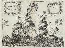 nave reale d'inghilterra nominata il gran carlo, fine del xvii secolo by vincenzo maria coronelli