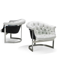 lounge chairs (pair) by pace manufacturing (co.)