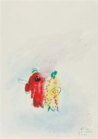 obe und seine frau (im alten china) by josef oberberger