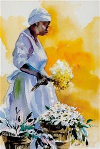 flower vendor by virginia fouche bolton