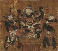 assembled deities by haechong