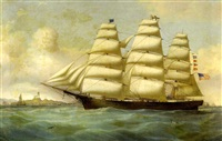 american clipper ship