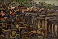 marché à nice by frederic fiebig