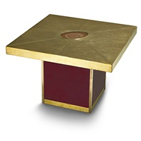 occasional table by paco rabanne